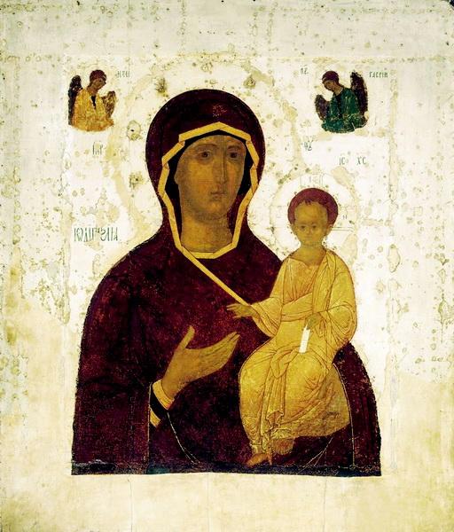 Икона Смоленской Богоматери