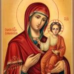 Икона Пресвятой Божьей Матери