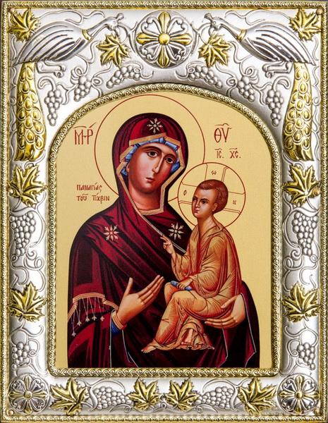Тихвинская икона Божьей Матери
