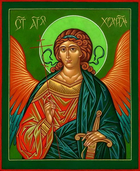 Икона ангелу хранителю