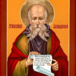 Икона Саввы Освященного
