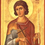 Икона святого Фанурия