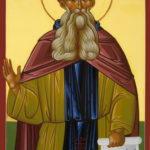 Икона Святого Арсения Великого