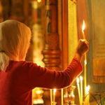 Вечерние молитвы для начинающих христиан