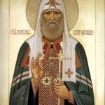 Икона святителя Тихона, патриарха Московского