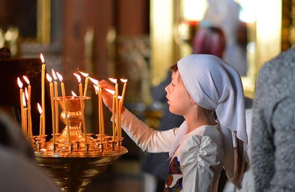 Детские молитвы