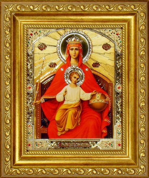 Икона Богоматери «Державная»