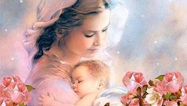 Самая сильная молитва матери о детях своих