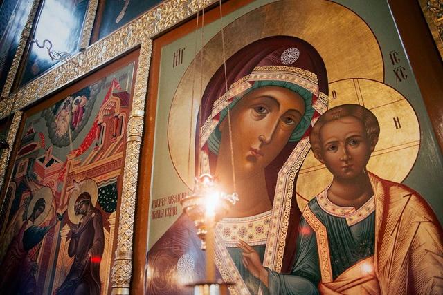 Молитва Казанской иконе Богоматери