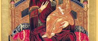 Икона Божьей Матери «Всецарица»