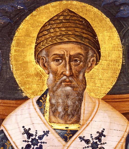 Святитель Спиридон Епископ Тримифунтский