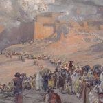 Джеймс Тиссо - Бегство пленных (ок. 1896-1902)