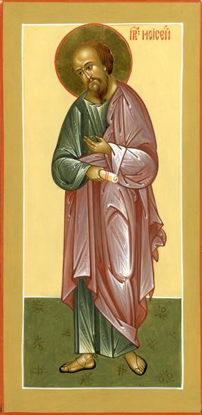 Икона Моисея