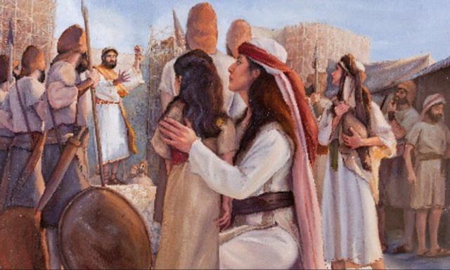 Иудейский народ чтит все обряды