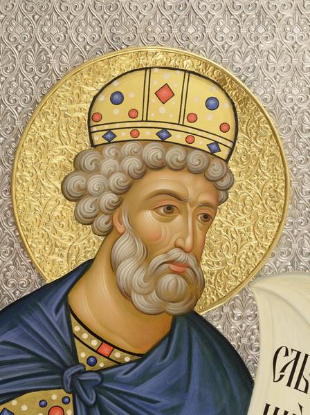 Святой царь Давид