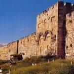 Стены и ворота Иерусалима