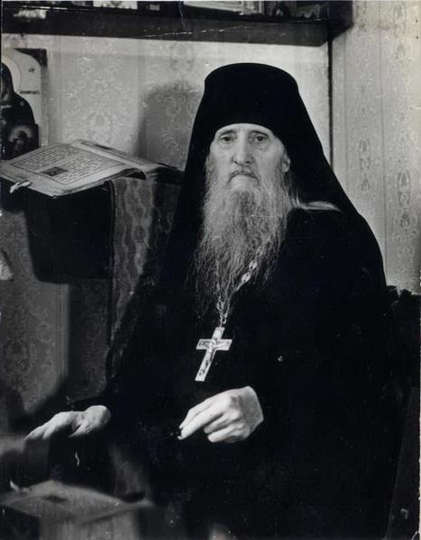 Старец Сампсон Сиверс