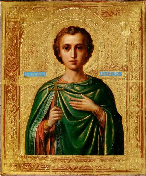 Икона мученика Вонифатия