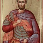 Икона воина Иоанна