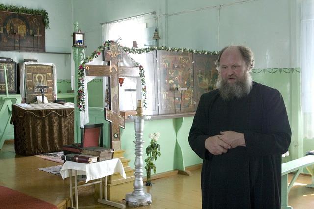 Часовня староверов, Москвино