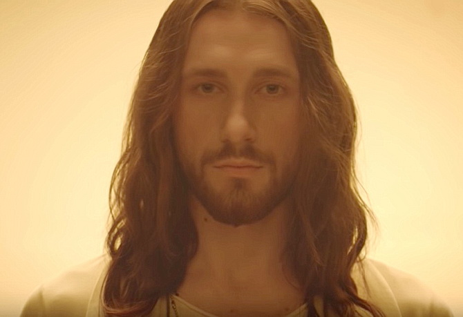 Клип Иисус группы Ленинград