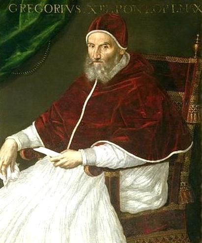 Папа Григорий 13