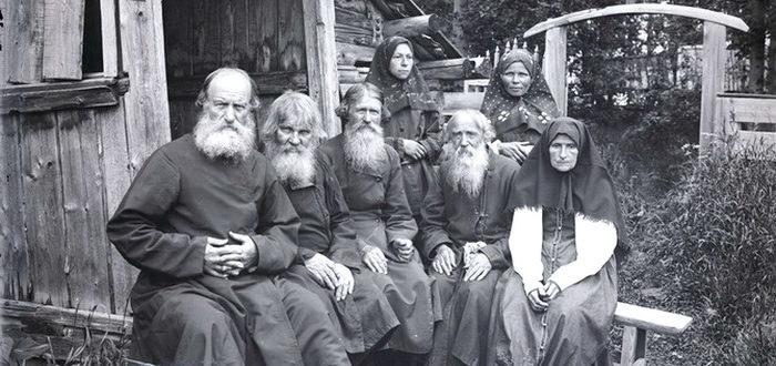 Староверы в Нижегородской губернии, 1897 год