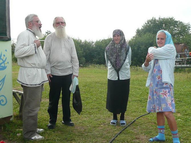 Староверы в Псковской области