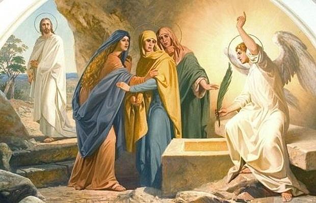 Воскресший Иисус Христос
