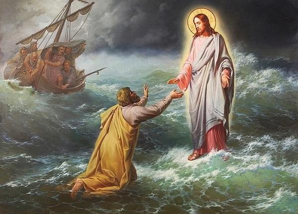 Притча о спасении моряка
