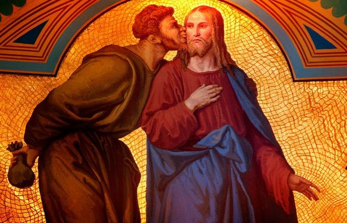 Иуда и Иисус