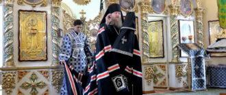 Викарий Липецкой епархии
