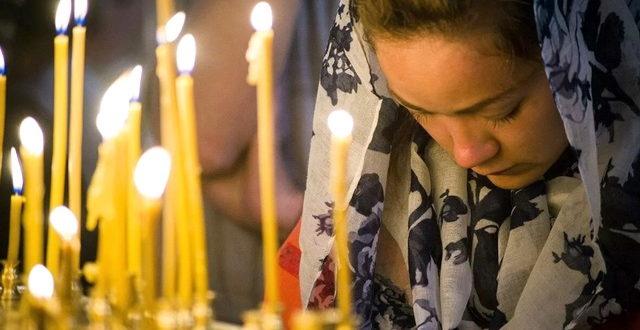 Молитва в день рождения