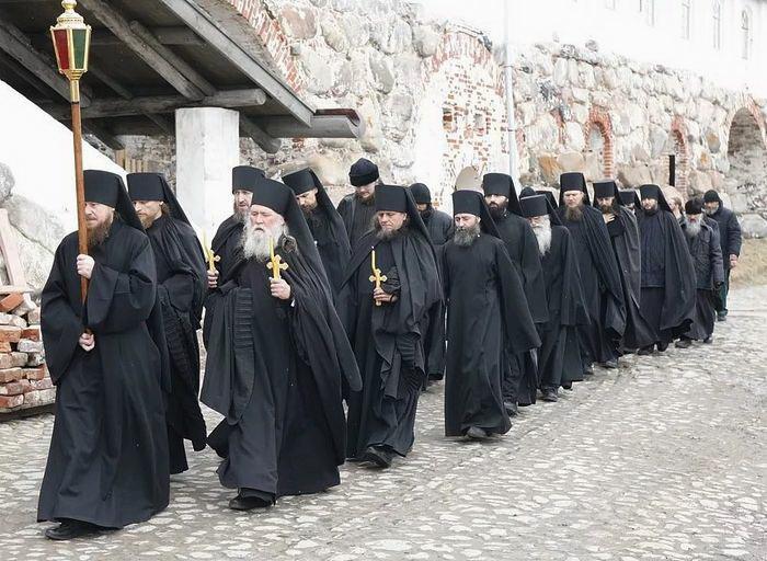 Монашество