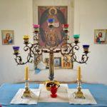 Православный семисвечник