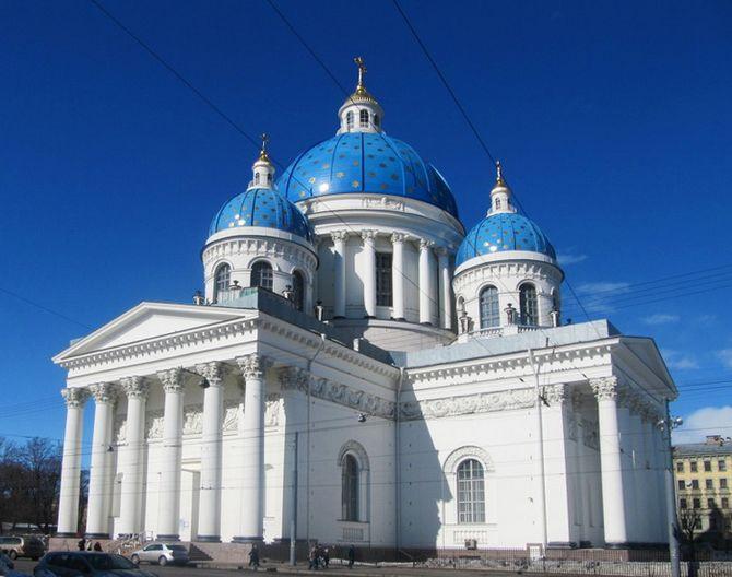 Троице-Измайловский собор