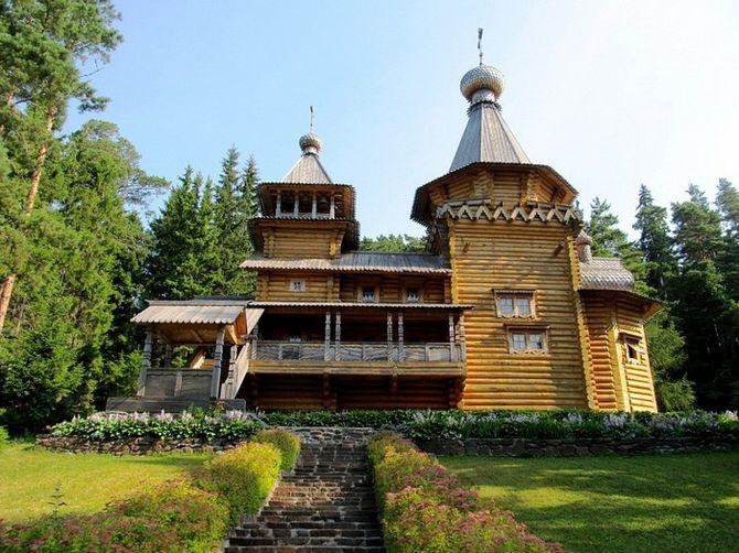 Ильинский скит Валаамского монастыря