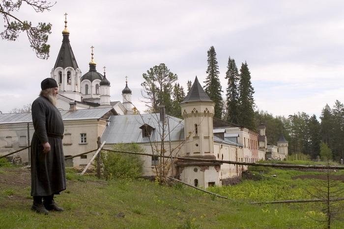 Скит Валаамского монастыря