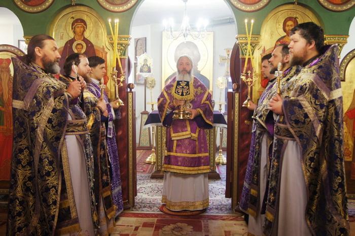 Литургия Святого Ионнна Златоуста