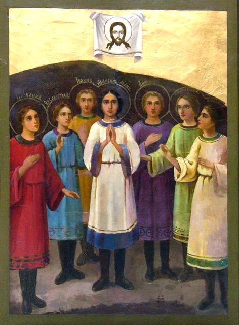 Семь Эфесских отроков