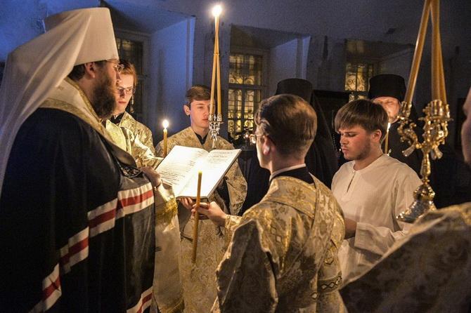 Постриг в монашество