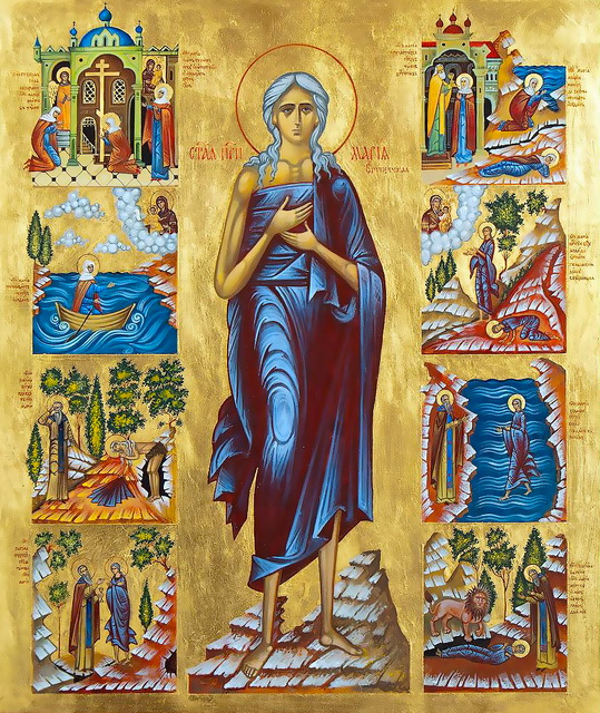 Мария Египетская