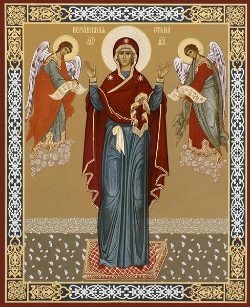 Икона Божьей Матери «Нерушимая Стена»