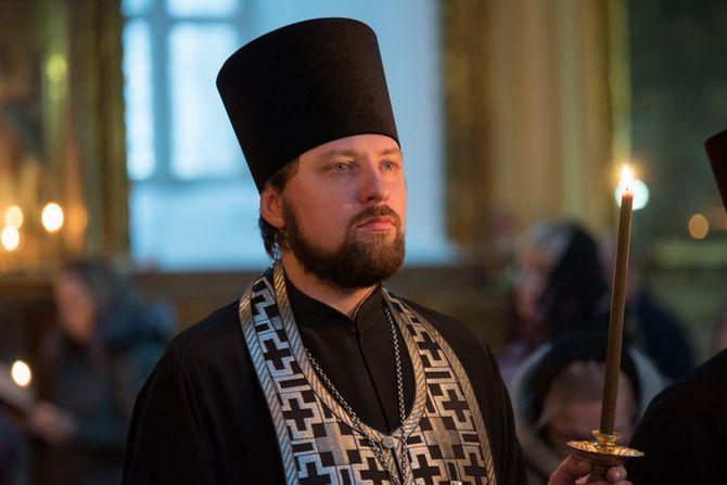 Иерей Сергий Соколов