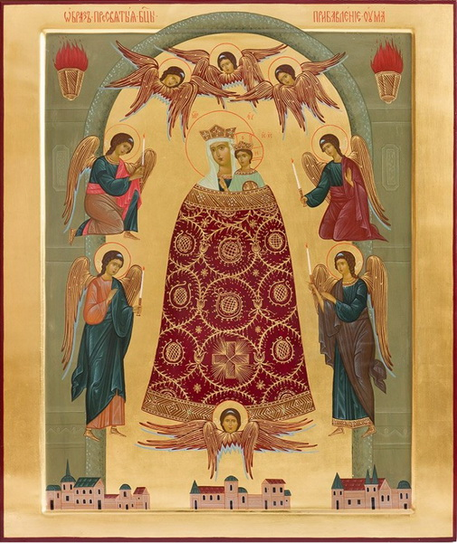 Икона Пресвятой Богородицы «Прибавление ума»
