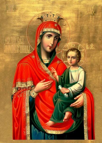 Икона Пресвятой Богородицы «Скоропослушница»