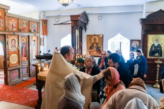 Клирик православного храма