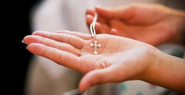 Снятый крестик