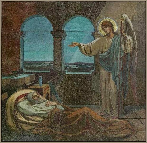 Отношение православия к сновидениям