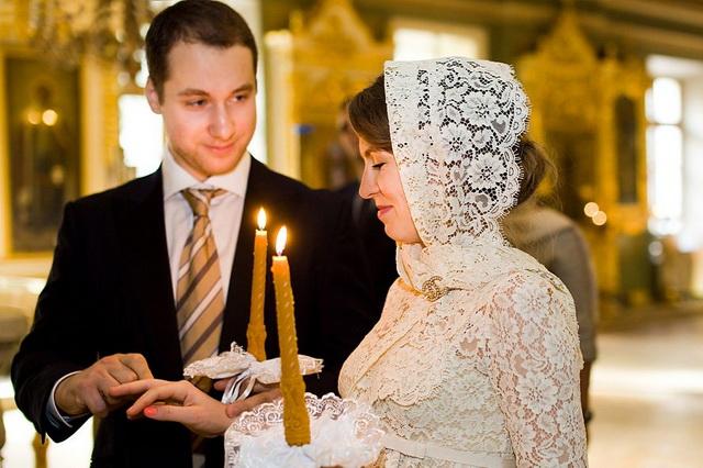 Таинство брака